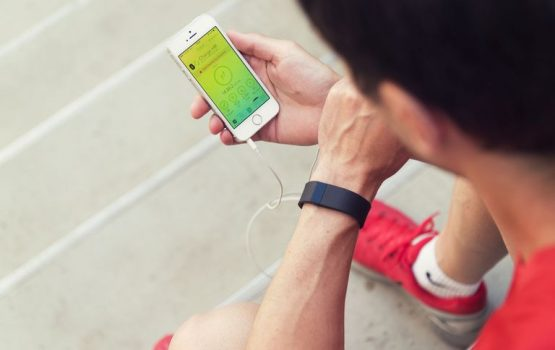 Stay in Shape with Sports Tracker, a Smartphone Fitness App